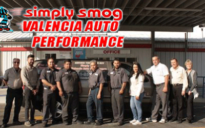 This Week! Valencia Auto Performance – Winter Deal