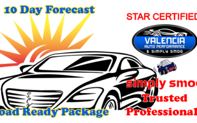 No Rain for 10, BUT Road Ready Package… – Valencia Auto Performance