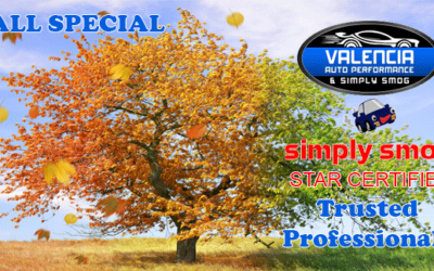 Running Smoothly This Fall | Valencia Auto Performance