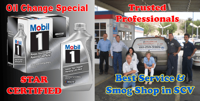 Valencia Auto Performance & Simply Smog – SCV Trusted Professionals