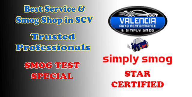 SMOG TEST SAVINGS | Valencia Auto Performance & Simply Smog
