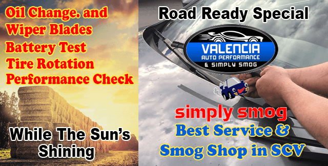 Make Hay While The Sun's Shining | Get Wiper Blades Too