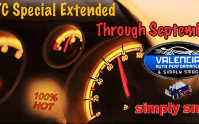 Auto A/C Special Extended   Valencia Auto Performance