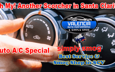 Another Week in the Triple Digits   Cool Down at Valencia Auto Performance