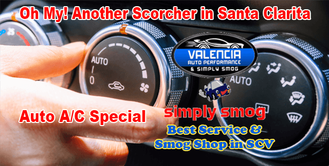 Another Week in the Triple Digits | Cool Down at Valencia Auto Performance