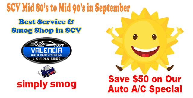 SCV Summer's Over. Really? Not! | Valencia Auto Performance