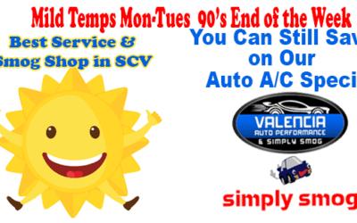 Save $50 Auto A/C System Service   Valencia Auto Performance
